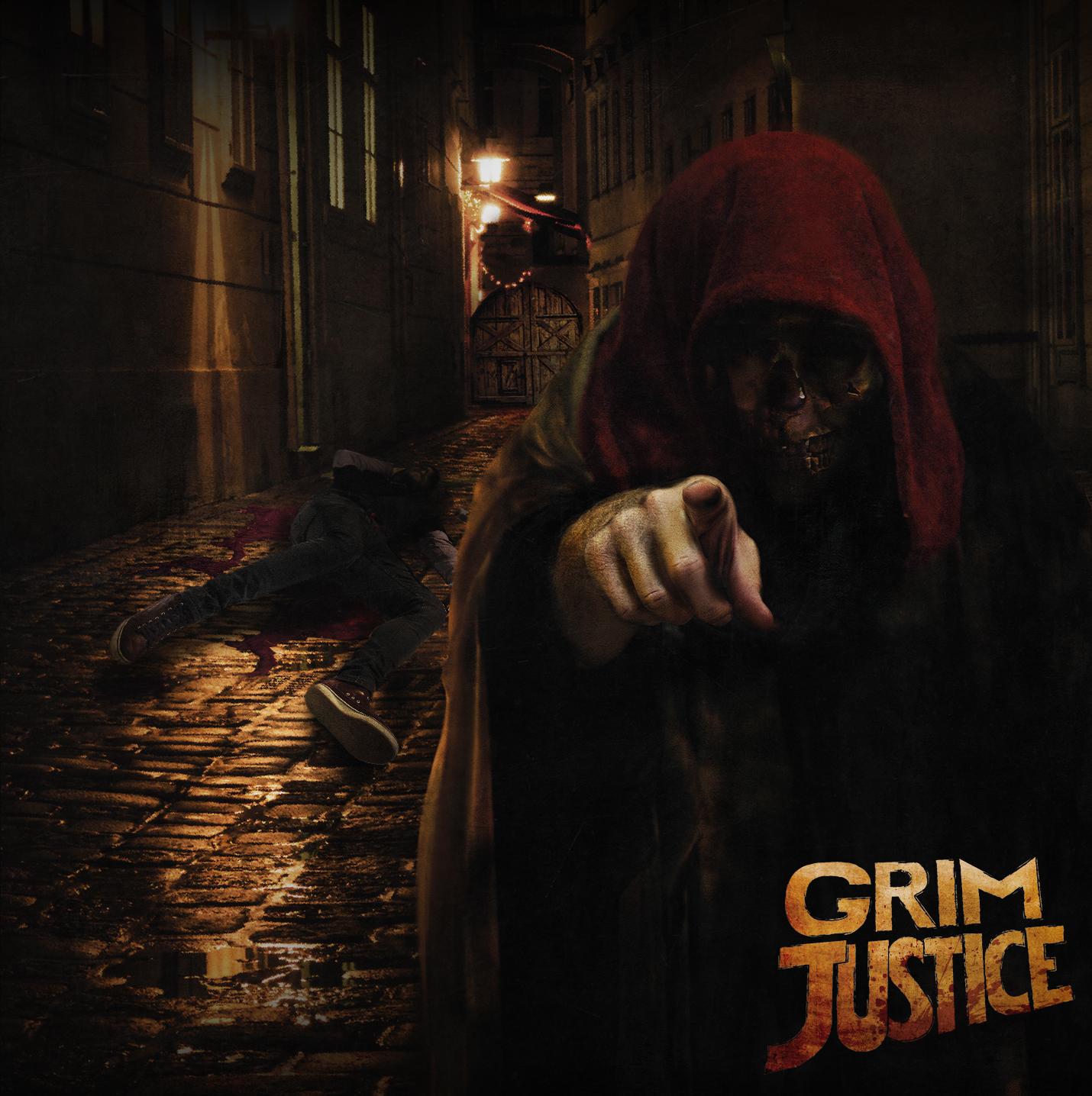 Grim Justice - Grim Justice